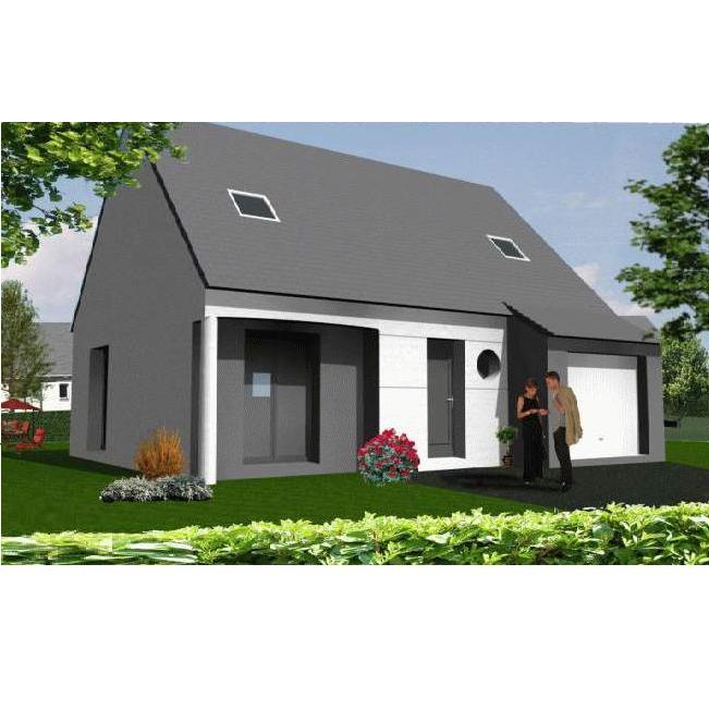 Maison de constructeur sur lannion 22 constructeur for Constructeur de maison individuelle cote d armor