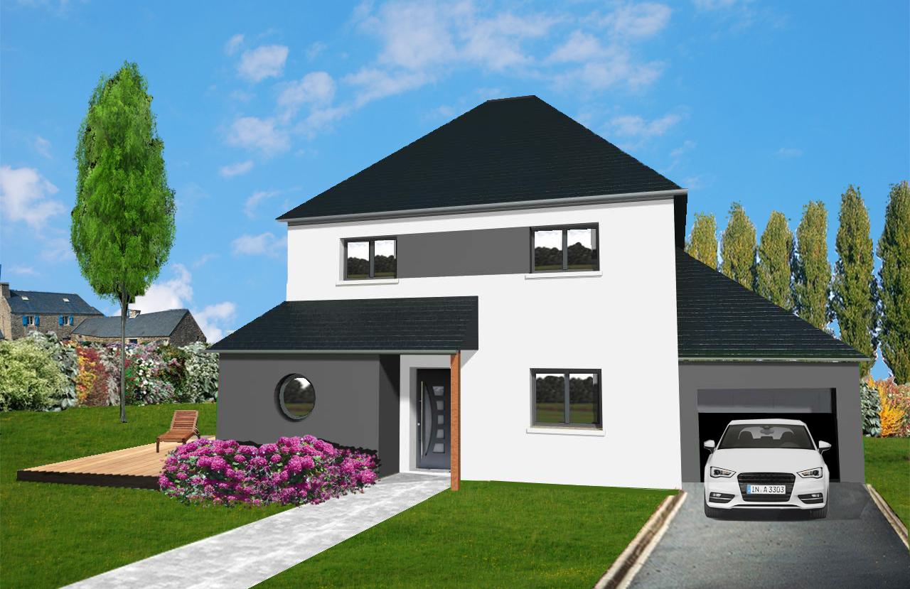 Maisons plus de 130000 constructeur maison individuelle for Constructeur de maison individuelle cote d armor