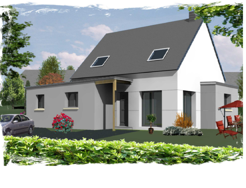 Maisons de 110000 130000 constructeur maison for Construction maison 80000 euros