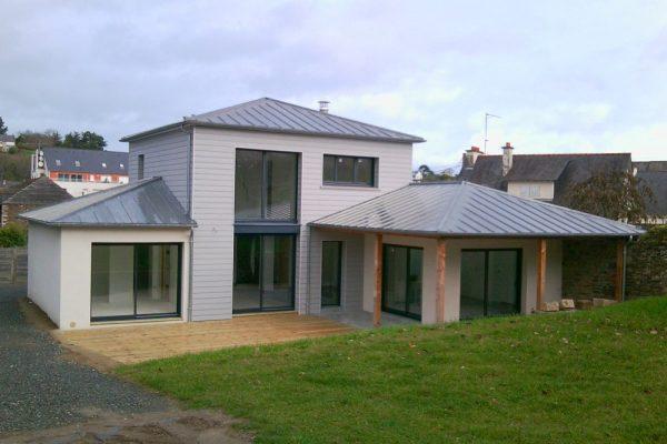 Nos r alisations bati 3j constructeur de maisons for Constructeurs maisons individuelles