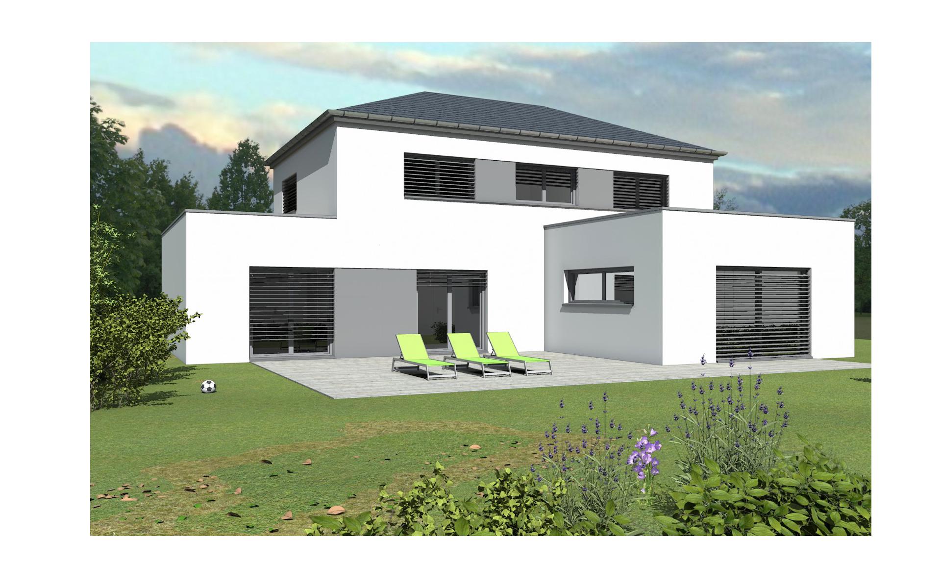 Constructeur Maison Neuve Ille Et Vilaine constructeur de maisons individuelles sur le 22 et le 35 bati-3j